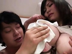 Busty Asian Showing Say no to Big Boobs