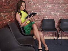 Forrest vest-pocket-sized skirt floosie full