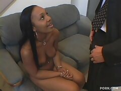Lexi election cockslut humps her bosses in the stairwell