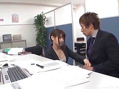 Quickie fucking in the office round cum loving copier Ai Nikaidou