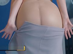 Nikky Appetite Danny D - Walled And Balled - Brazzers